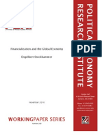 Financialization and Global Economy