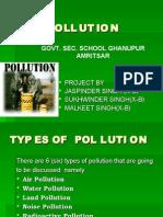 POLLUTION Ghannupur Amritsar