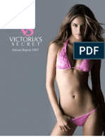 Victoria's Secret Annual Report
