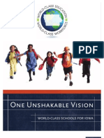 Iowa Governor Terry Branstad's Education Blueprint
