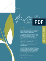 As Plantation Forestry Industry Facts and Figures