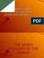 Seven Wonders , Jams Her Khas,Jalandhar