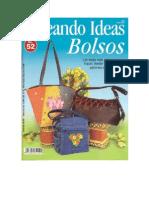 Creando Ideas  bolsos Nº 52