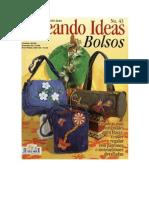 Creando Ideas. Bolsos. Nº 43