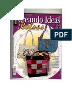 Creando Ideas. Bolsos. Nº 77