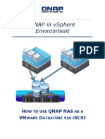How to Set Up QNAP NAS as a Datastore via iSCSI for VMware ESX 4.0 or Above