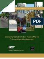 Walkable Cities