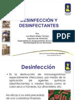 desinfeccion
