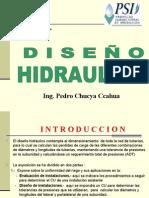 Diseño Hidraulico - Ing