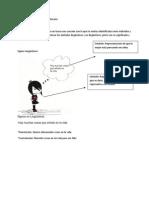 Canción de Anette Moreno ilustrada by. Yuridia Silva