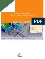 CATIA - Piping Design 2 (PIP)