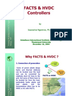 FACTS HVDC Controllers