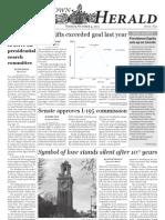 October 4, 2011 issue