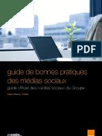 Guide Orange de bonnes pratiques des médias sociaux