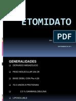 ETOMIDATO