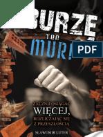 Zburze Ten Mur eBook, Darmowe Ebooki, Darmowy PDF, Download