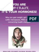 YOU ARE NOT CRAZY- It's Your Hormones Preview