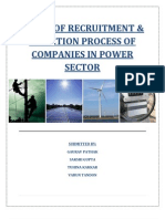Tad Project - Power Sector