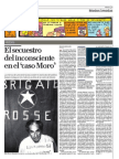 El secuestro del inconsciente en el 'caso Moro'