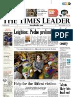 Times Leader 10-04-2011