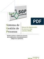 Manual de Diagramacion de Procesos Bajo Estandar BPMN