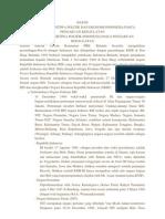 Peristiwa-peristiwa Politik Dan Ekonomi Indonesia Pasca Pengakuan Kedaulatan