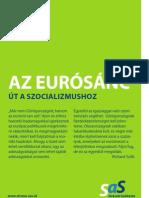 Az Eurósánc - Út a szocializmushoz