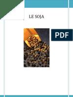 Le soja