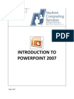 Power Point PC
