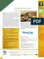 ADM Novaxan Xanthan Gum Baking