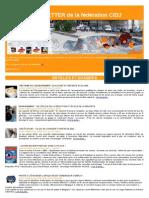 Newsletter CIDJ 10.11