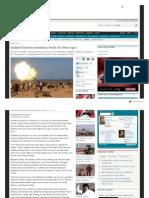 Www.telegraph.co.Uk News Worldnews Africa and Indian Ocean Libya 8802302 Gaddafi Loyalists Stranded as Battle for Sirte Rages