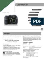 GE X500 User Manual