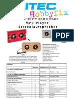 Kit Basic Muntatge Altaveus