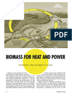 Biomass for Heat Power