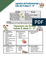 Cronograma Evaluaciones Fabiola Paola