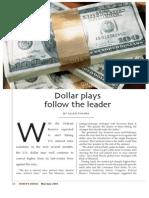 Dollar Plays Follow the Leader