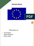 European Union Final PPT