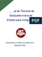 Manual Tecnicas UGT Bae Y DERECHOS