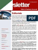 Newsletter T&P N°51