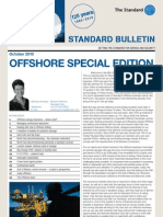Standard Bulletin Offshore Special Edition October 2010