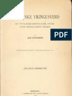 De Norske Vikingesverd Jan Petersen
