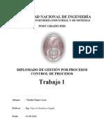 Evaluacion 1 Control Estadistico Claudia Pajares