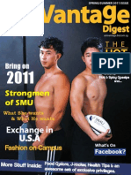 Strongmen of SMU - Issue 4 (UniVantage) - September 2011