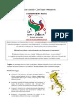 Presentazione Io Suono Italiano Sponsor