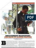 Campus Engagement - Marketing Magazine