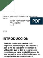 negocios andalucia