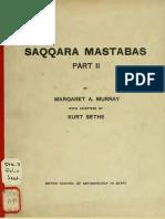 MURRAY - Saqqaramastabasp11murr[1]