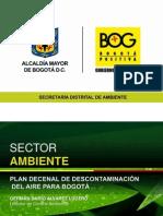 Plan Decenal - SDA