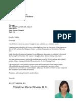 107 Application Resume Resignation